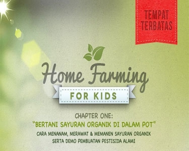 Home Farming For Kids