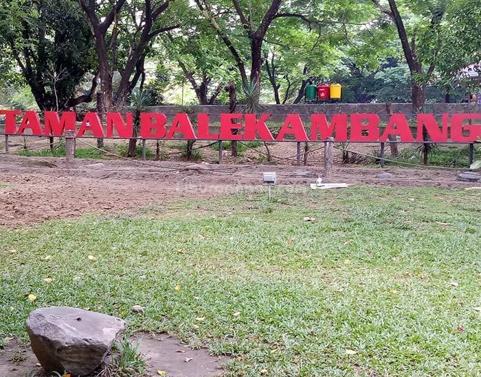 Taman Kota Bale Kambang Solo