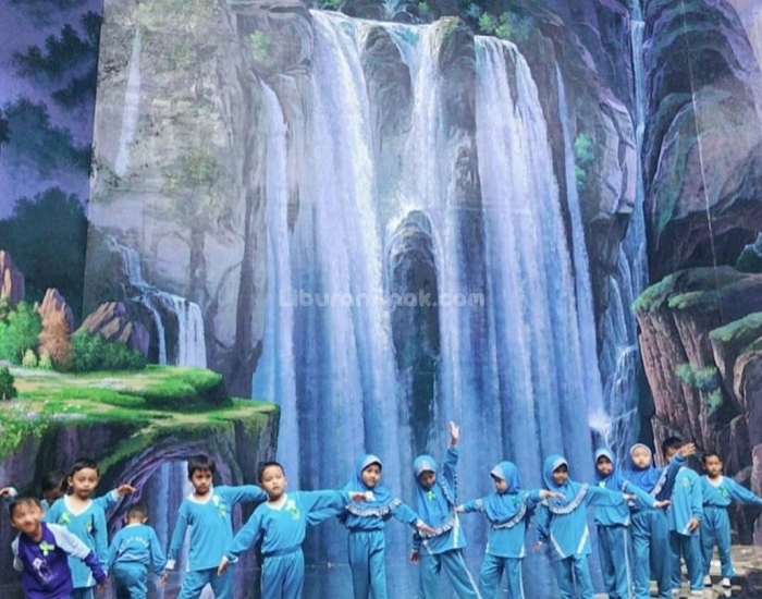 Amazing Art World Wisata Seni 3D
