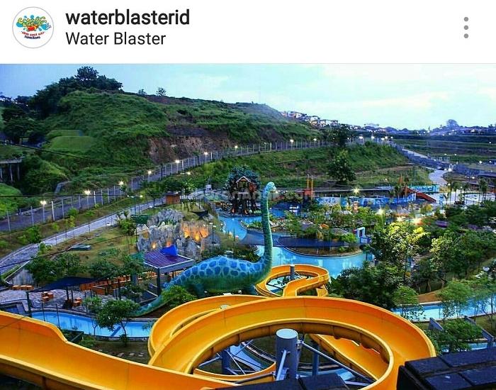 Water Blaster Semarang
