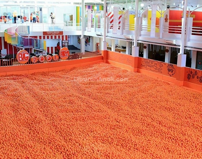 Centrum Million Balls