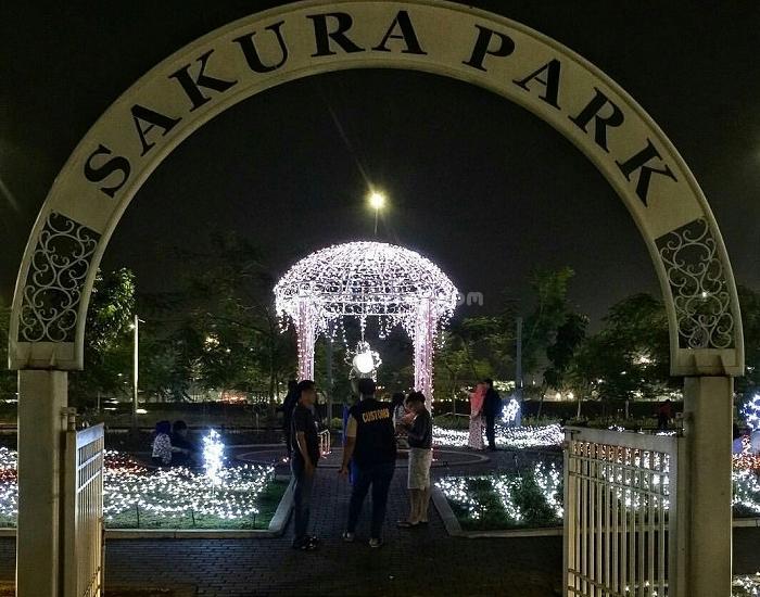 Sakura Garden AEON Mall BSD City