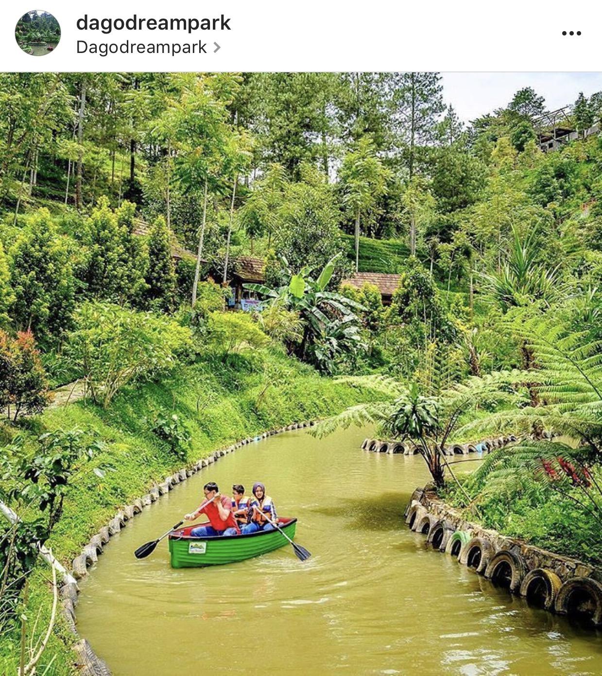 Dago Dream Park - Kids Holiday Spots - Liburan Anak - Informasi