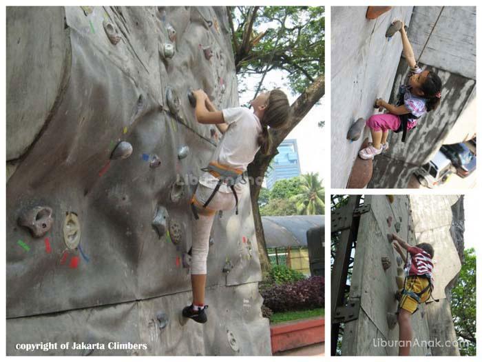 42+ Wall Climbing Anak Jakarta Images