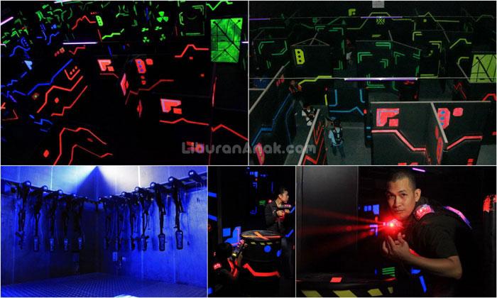 Kemang Laser Game Amp Laser Golf Kids Holiday Spots