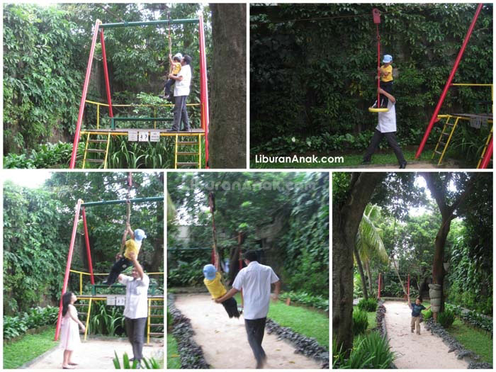 Kids holiday spots > outdoor play > the playground @ kemang