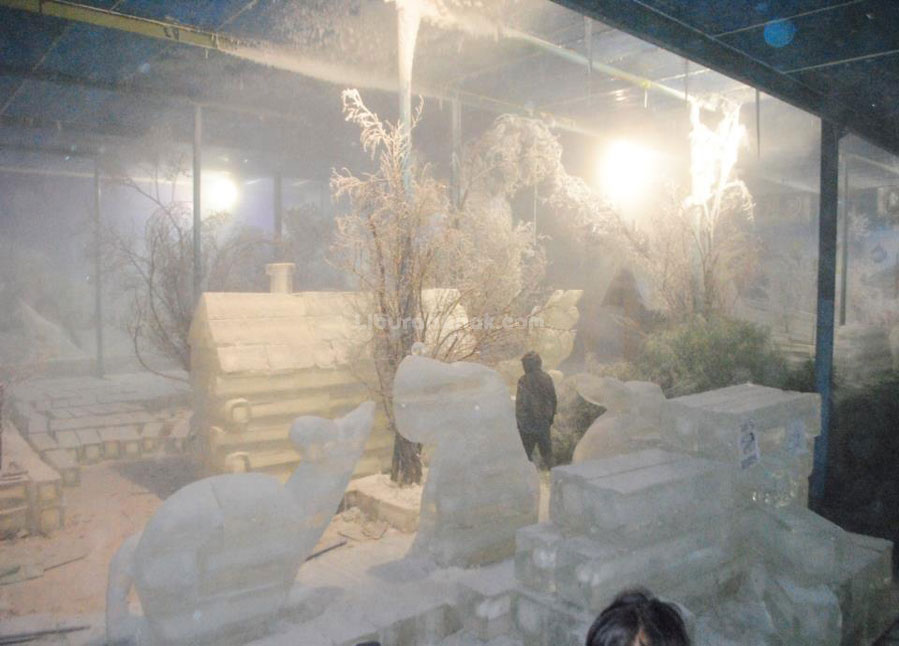 Bekasi Square dan Snow World International menghadirkan: