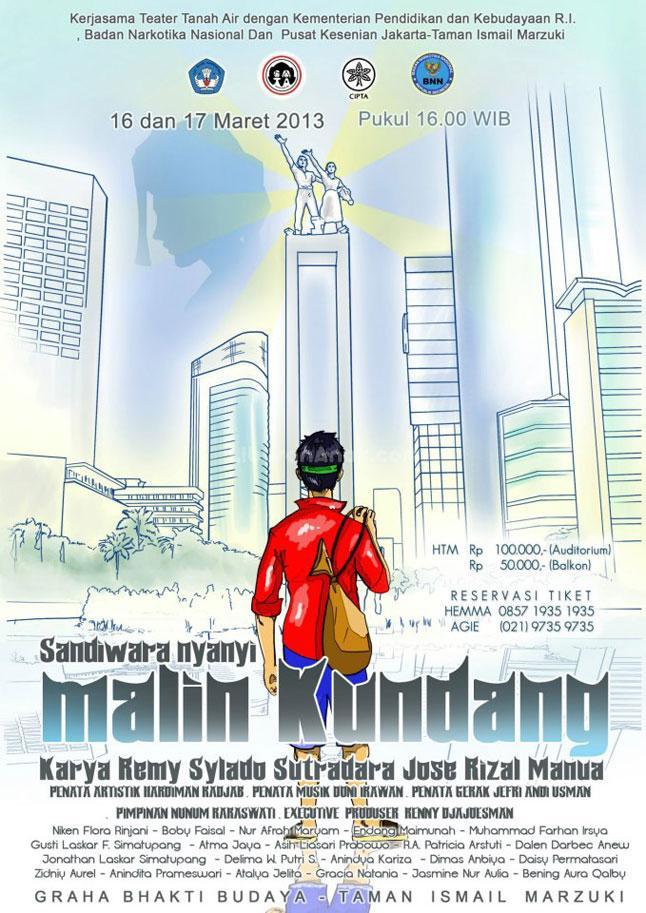 """Kids & Parents Events > March 2013 > Sandiwara Nyanyi """"Malin Kundang"""""""