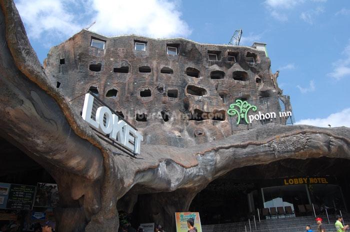 Pohon Inn Hotel Kids Holiday Spots Liburan Anak Informasi Event Liburan Keluarga