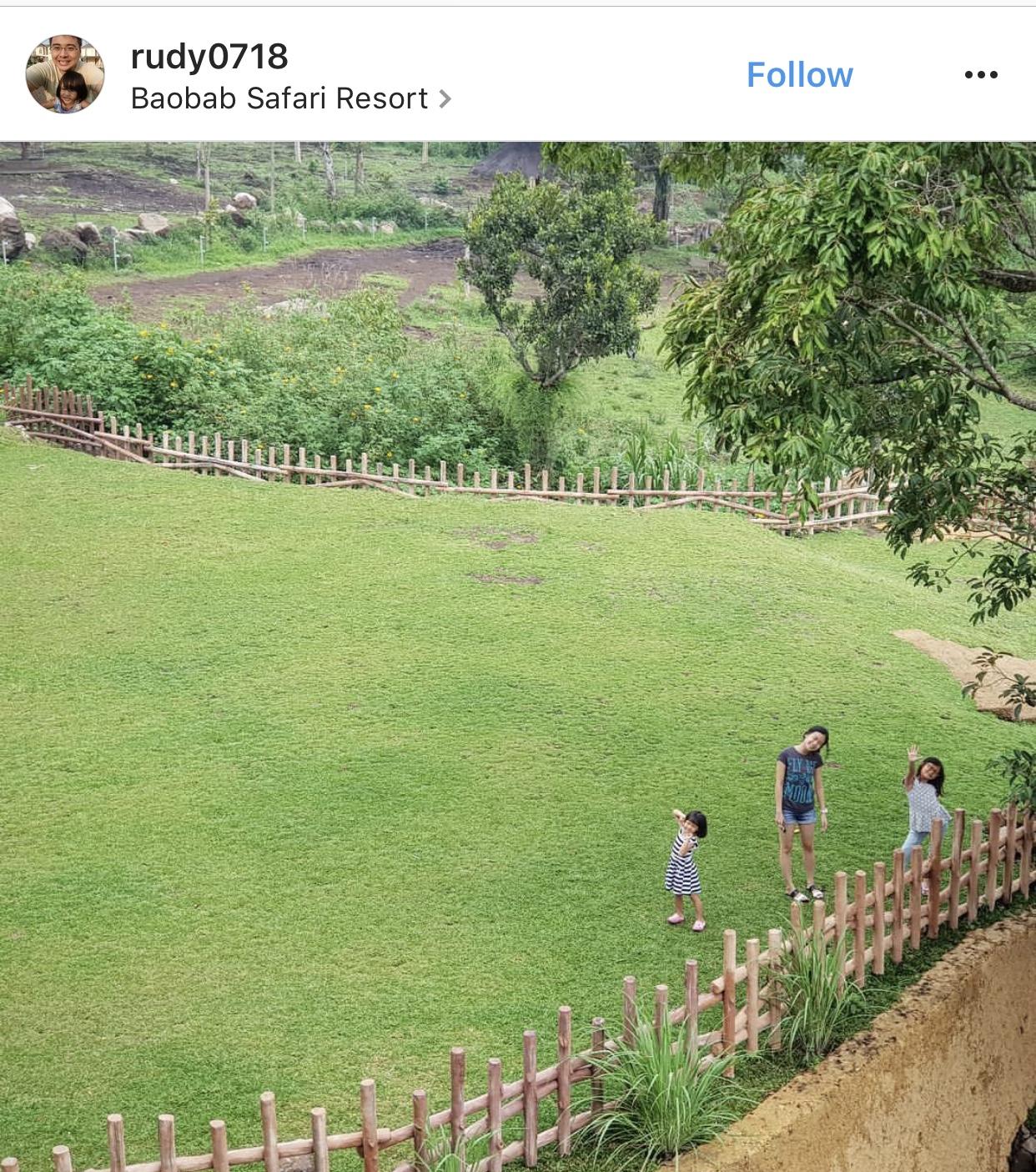 Baobab Safari Prigen Kids Holiday Spots Liburan Anak Informasi Voucher Hotel Liburananak Baobabsafariprigen