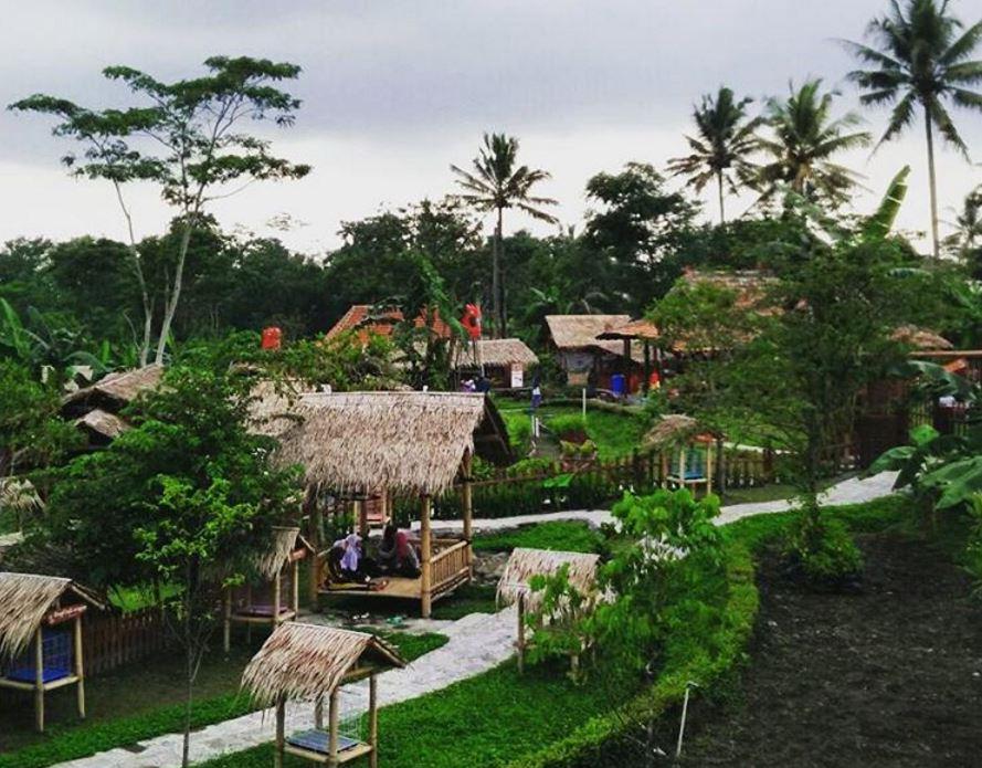 Agrowisata Bhumi Merapi - Kids Holiday Spots - Liburan ...