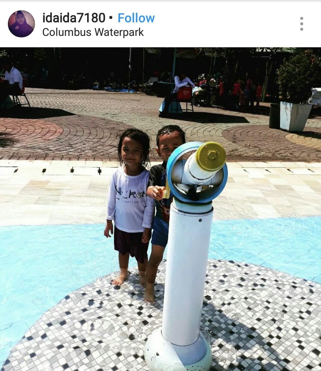 Columbus Waterpark Kids Holiday Spots Liburan Anak Informasi Voucher Tiket Bekasi Liburananak Columbuswaterpark Lokasi