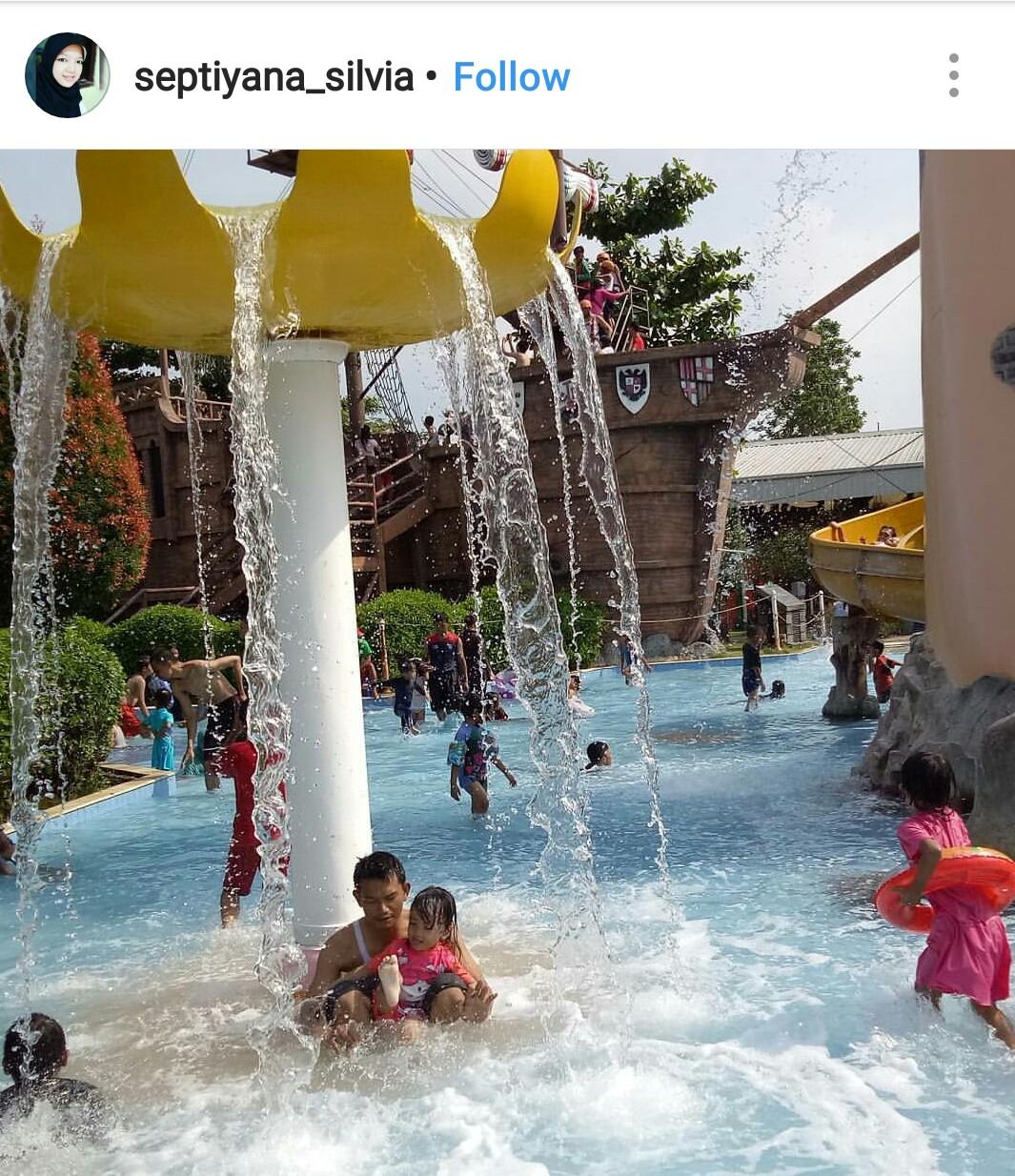 Columbus Waterpark Mutiara Gading Timur Bekasi Best Rangda Ngora Voucher Tiket Kids Holiday Spots Liburan Anak Informasi