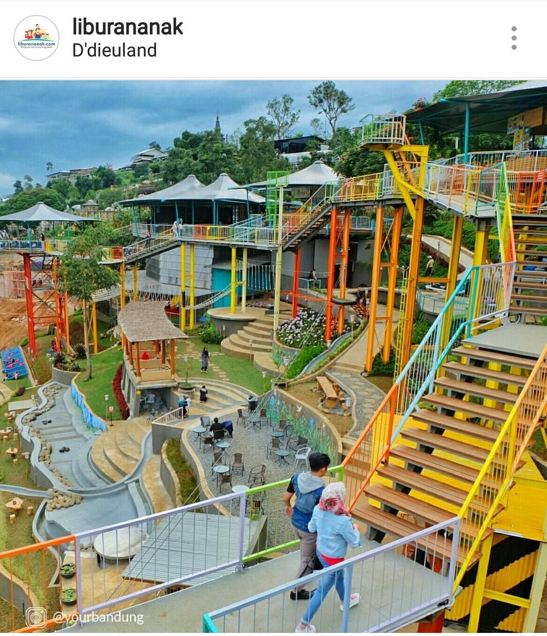 Ddieuland Kids Holiday Spots Liburan Anak Informasi Event