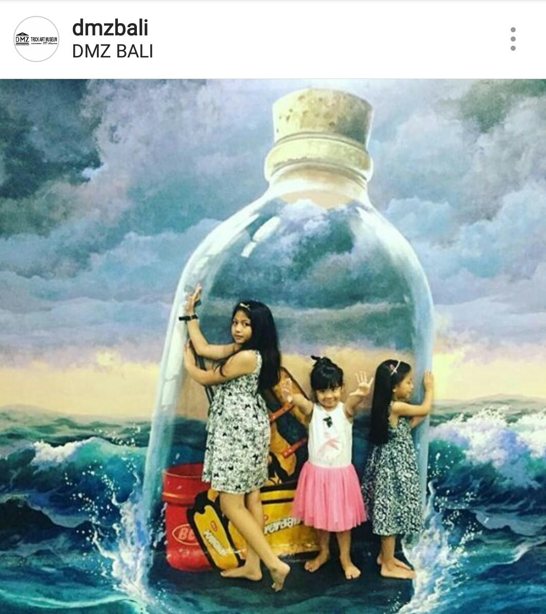 Dmz Bali E Ticket Daftar Harga Terkini Dan Terlengkap Mvb Ctcsc 2018 Regular La Review