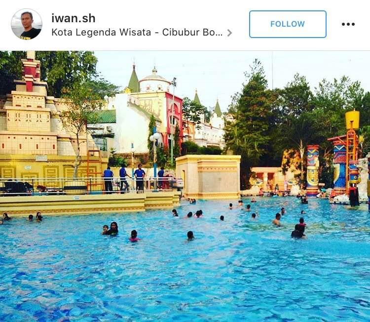 Eldorado Waterpark Cileungsi Kids Holiday Spots Liburan Anak