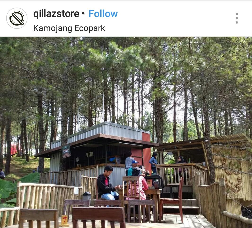 Kamojang Ecopark Kids Holiday Spots Liburan Anak