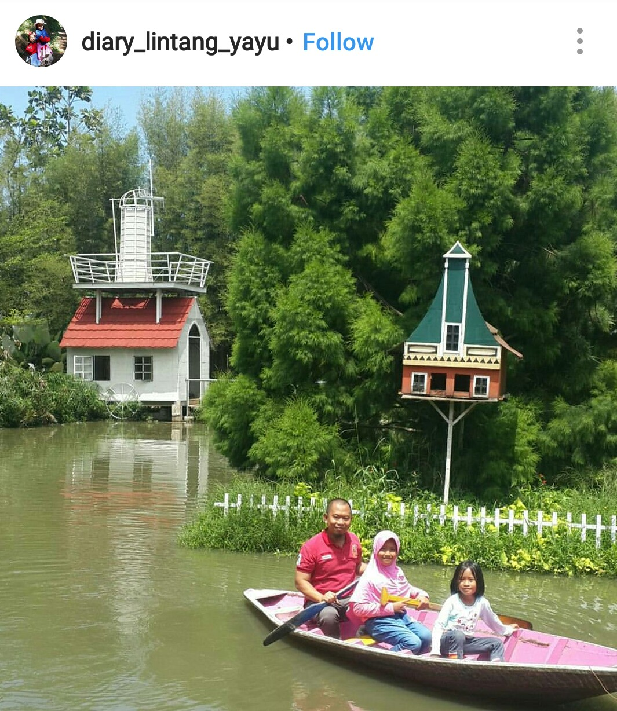 Kampung Tulip - Kids Holiday Spots - Liburan Anak ...