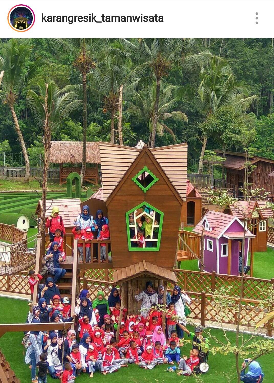 Taman Wisata Karang Resik - Kids Holiday Spots - Liburan Anak