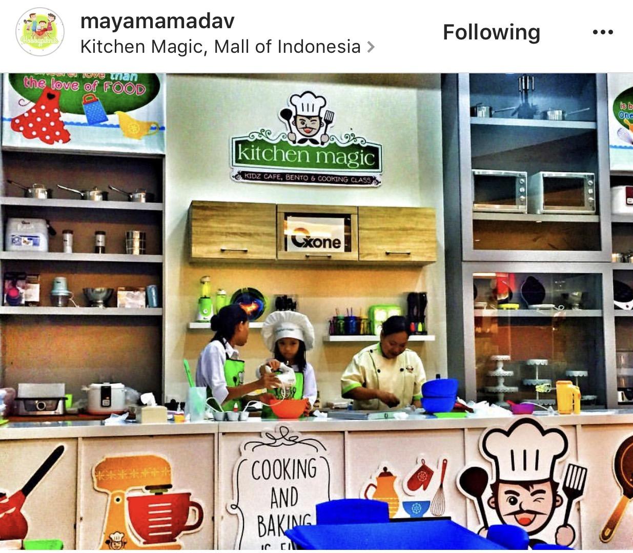 Liburananak kitchenmagic