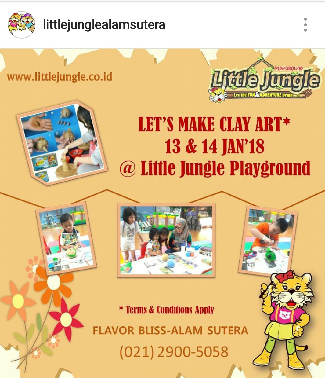 letsmakeclayart_liburananak_littlejungle