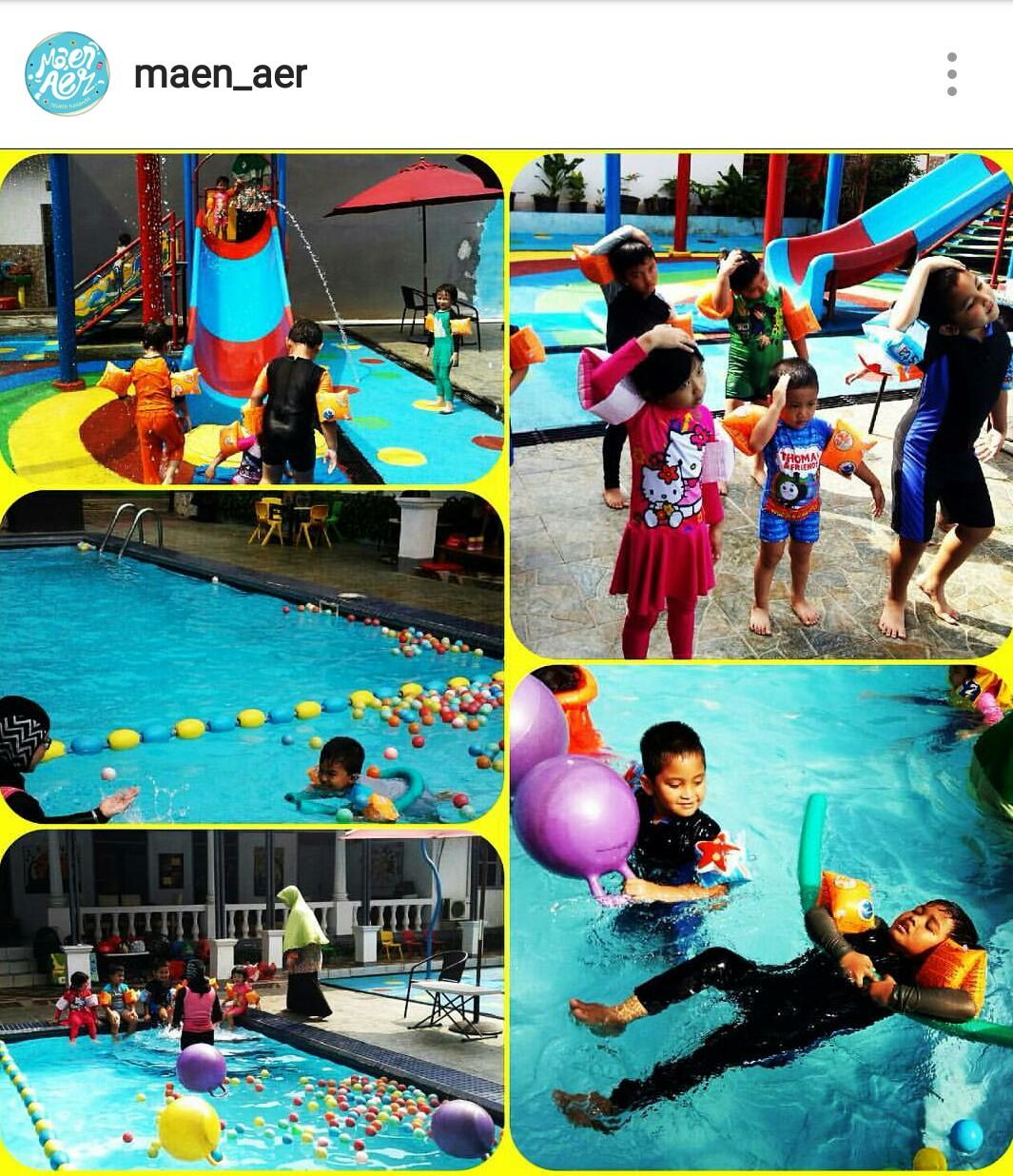 Maen Aer - Kids Holiday Spots - Liburan Anak - Informasi