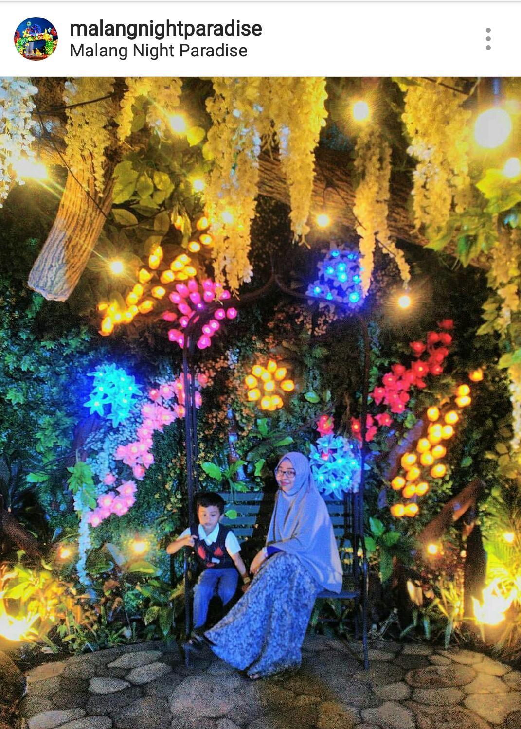 Malang Night Paradise Kids Holiday Spots Liburan Anak Informasi Event Liburan Keluarga