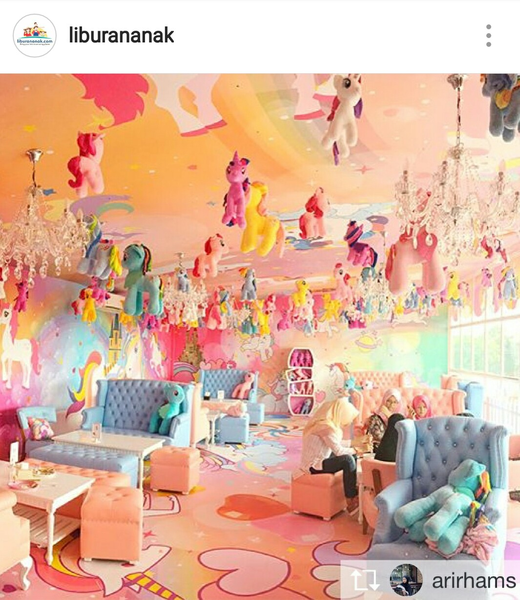 Miss Unicorn Kids Holiday Spots Liburan Anak Informasi