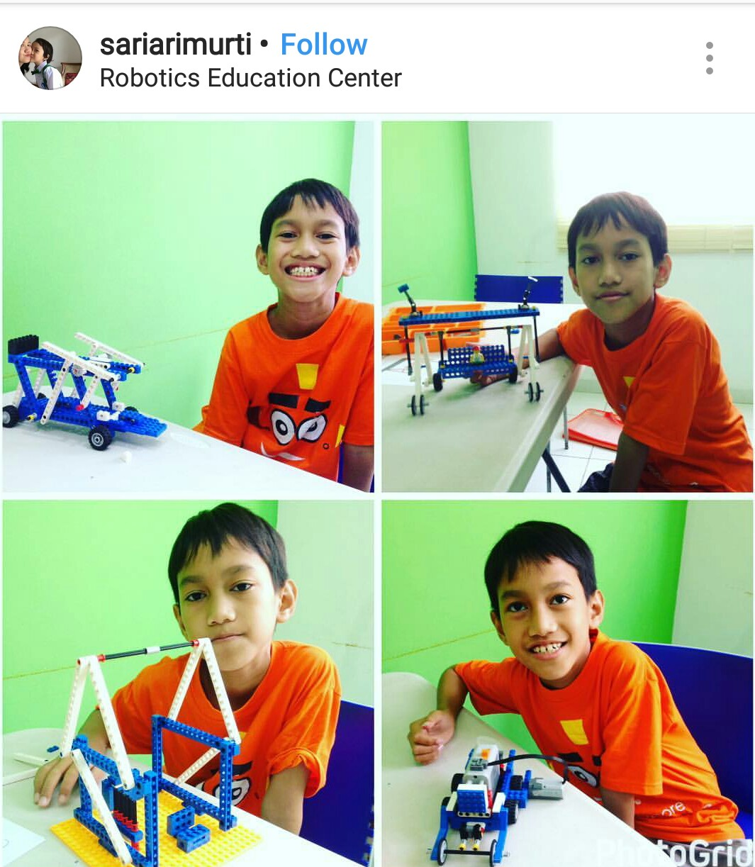 Robotics Education Centre Fun Courses Liburan Anak Informasi