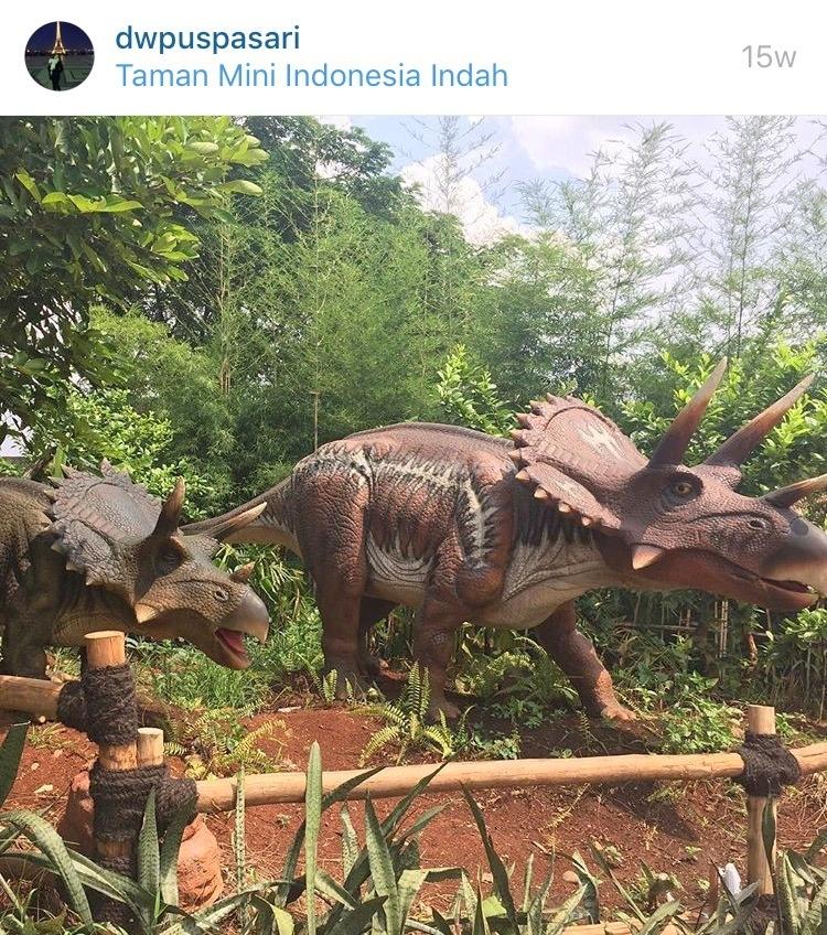 Taman Legenda Kids Holiday Spots Liburan Anak Informasi