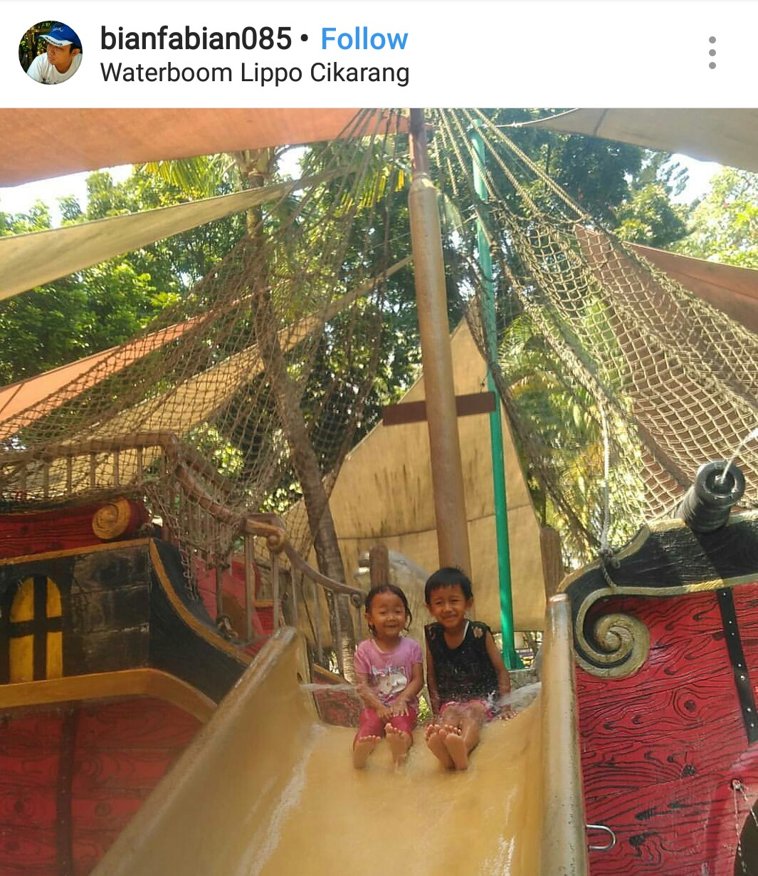 Pin Waterboom Lippo Cikarang Promo Images To Pinterest Voucher Water Boom Top For On 12 11 2018 0115