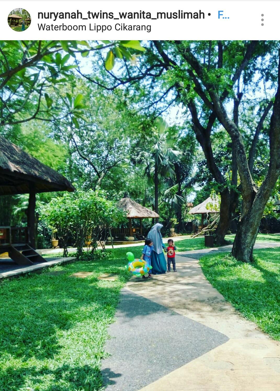 Waterboom Lippo Cikarang Kids Holiday Spots Liburan Anak Voucher Water Boom Liburananak Waterboomlippocikarang