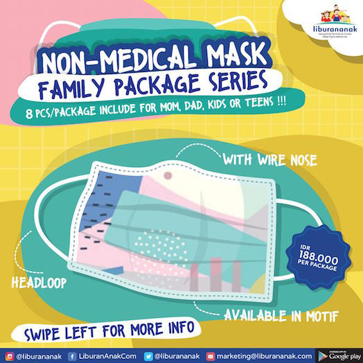 Non-Medical Mask Family Package Series