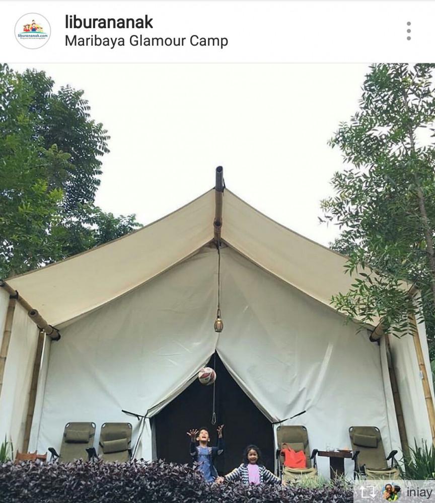 Maribaya Resort Glamping Tent - Maribaya Glamour Camp
