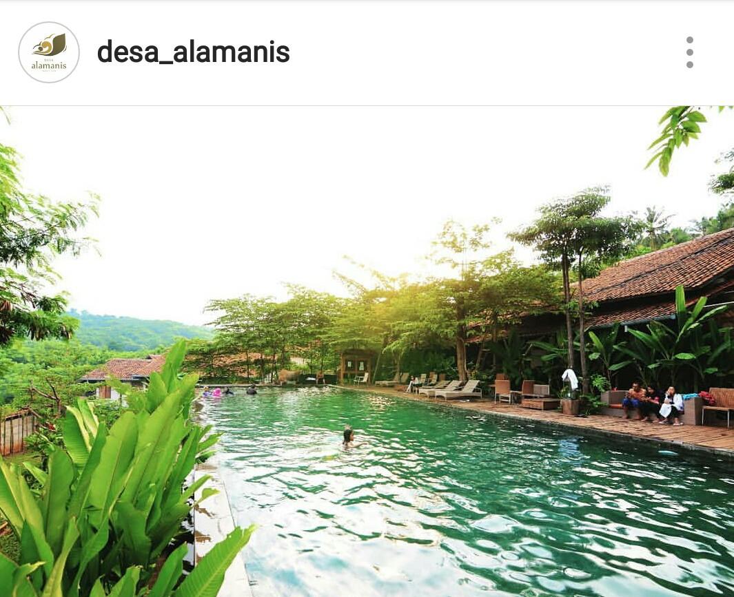 Desa Alamanis Resort