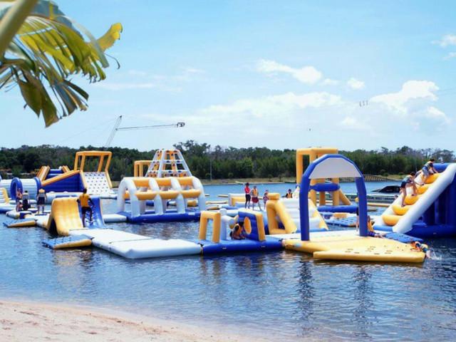 Bali Wake Park and Aqualand