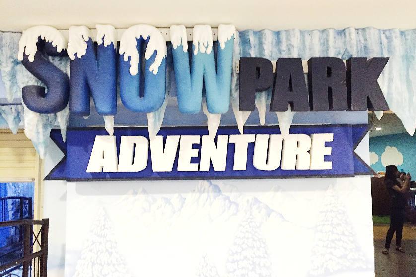 Snow Park Adventure Kelapa Gading