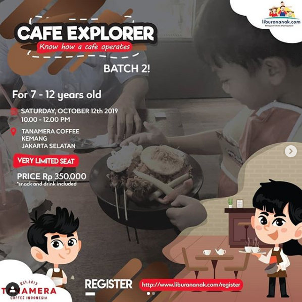 Cafe Explorer Batch 2