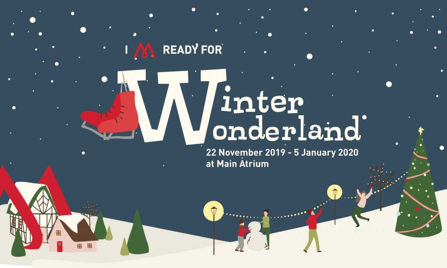 Winter Wonderland - Mall Of Indonesia