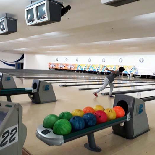 Grand Bowling WTC Matahari Serpong