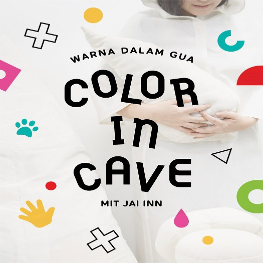 Children's Art Space Color in Cave by Mit Jai In