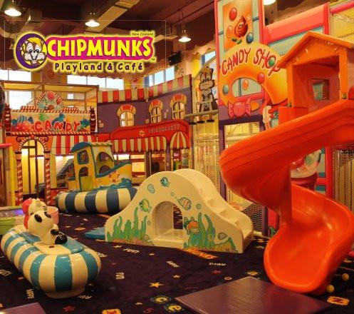 Chipmunks Junior Playground at Colony Kemang