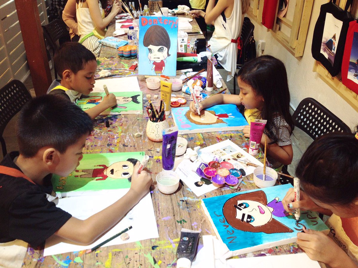 Ganara Art Studio Pluit Village