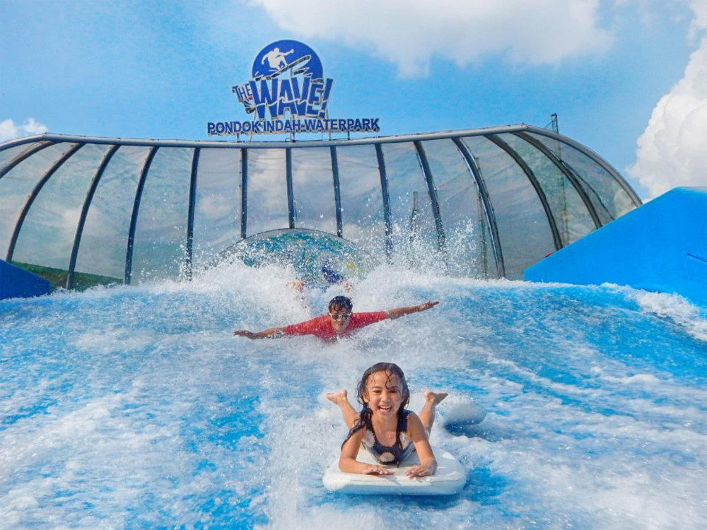 The Wave Waterpark PIM