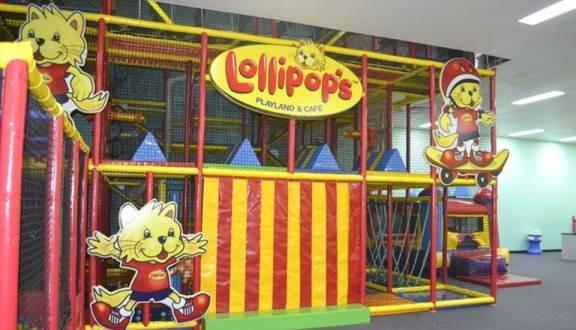 Lollipops Playland & Cafe Senayan City