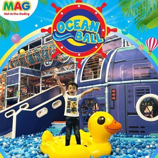 Ocean Ball at Mall Artha Gading