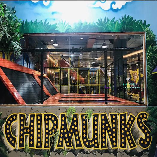 Chipmunks Kota Kasablanka