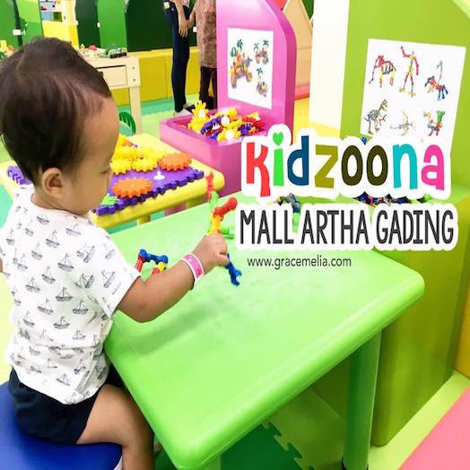 Kidzooona Mall Artha Gading