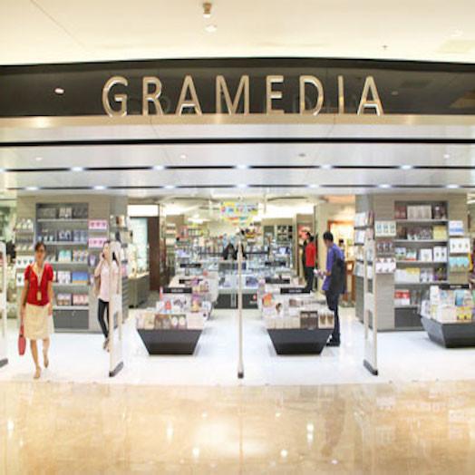 Gramedia Book Store Grand Indonesia