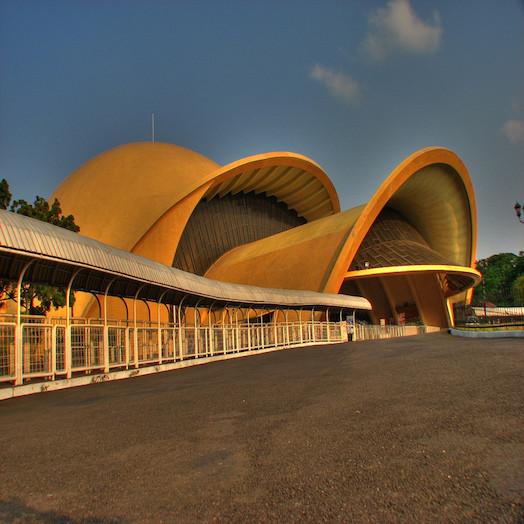 Teater Imax Keong Emas